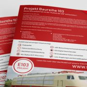 E103 project flyer